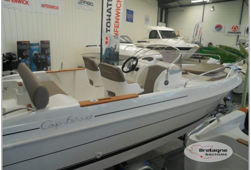 B2 Marine 522 open Bretagne nautisme_1