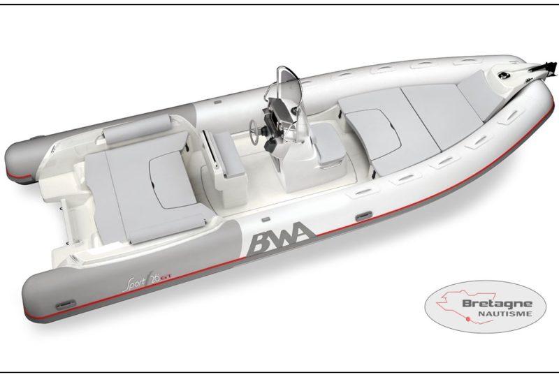 BWA sport 26 Bretagne nautisme
