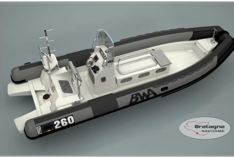 Bwa 260 SUPER PRO Bretagne nautisme_1