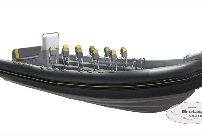 Narwhal Sp-800 Bretagne nautisme
