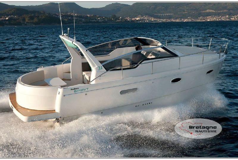 Rodman spirit 31 open Bretagne nautisme