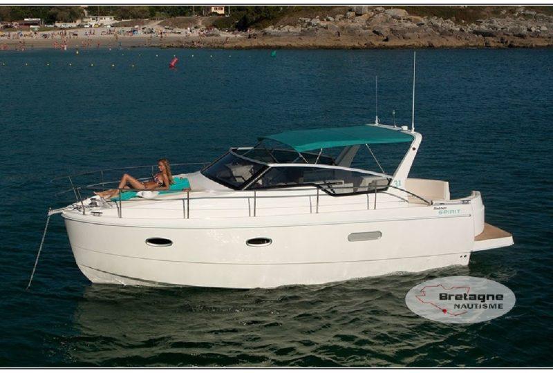 Rodman spirit 31 open Bretagne nautisme_2