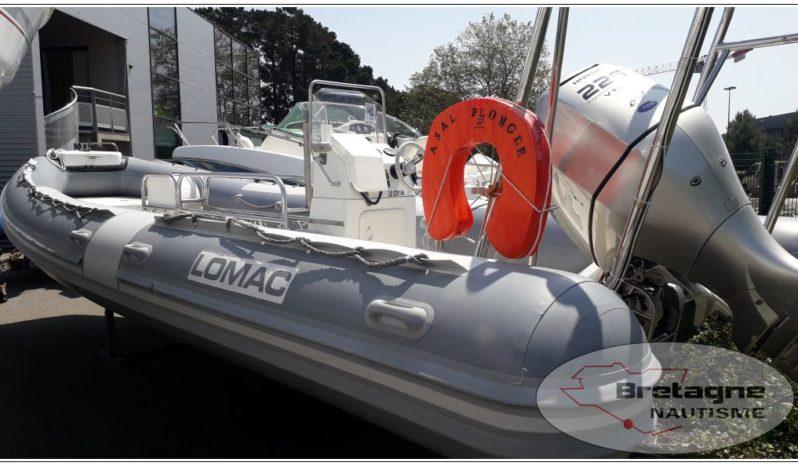 LOMAC 760 CLUB + HONDA BF 225 Cv full